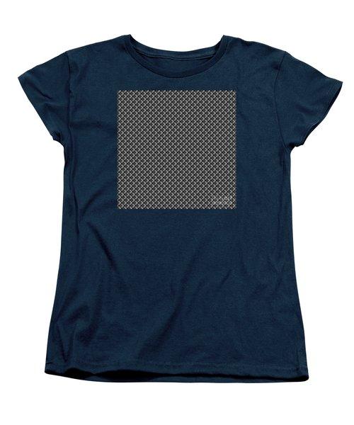 Kaleidoscope Women's T-Shirt (Standard Cut) by Henrik Lehnerer