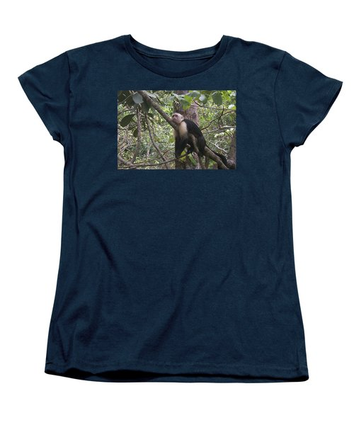 Women's T-Shirt (Standard Cut) featuring the photograph Lazy Day by David Gleeson