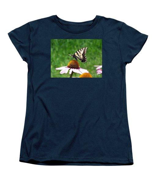 Lunch Time Women's T-Shirt (Standard Cut) by Dorrene BrownButterfield
