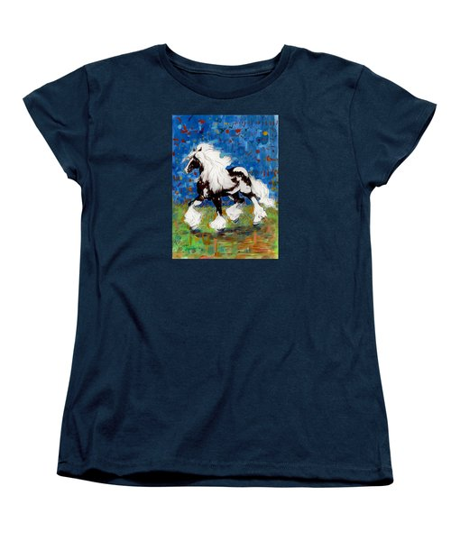 Majestic One Women's T-Shirt (Standard Cut) by Mary Armstrong