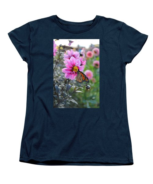 Women's T-Shirt (Standard Cut) featuring the photograph Making Things New by Michael Frank Jr