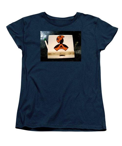 Matchbooks For Hawaii Three Women's T-Shirt (Standard Cut) by John King