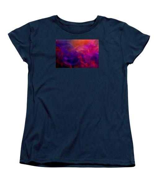 Women's T-Shirt (Standard Cut) featuring the photograph Memories by Nareeta Martin