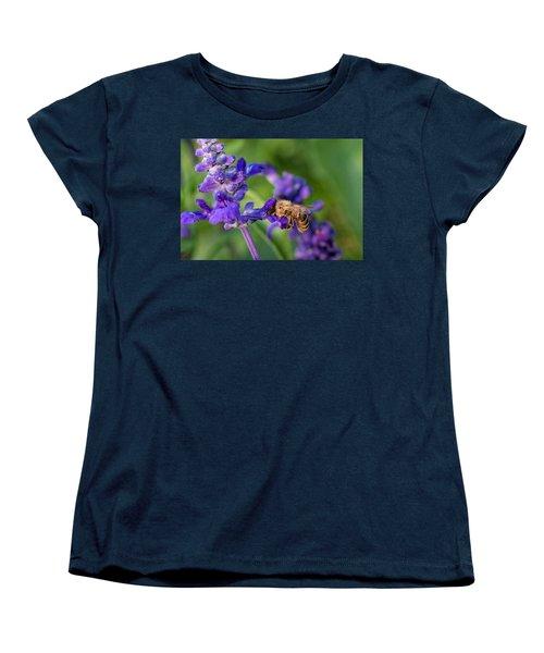 Women's T-Shirt (Standard Cut) featuring the photograph Mmmm Honey by Tom Gort