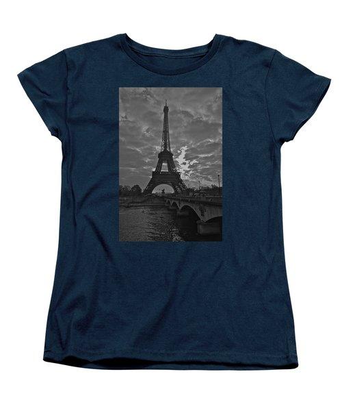 Women's T-Shirt (Standard Cut) featuring the photograph Morning Light  by Eric Tressler
