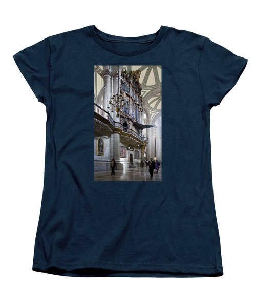 Women's T-Shirt (Standard Cut) featuring the photograph Music On High by Lynn Palmer