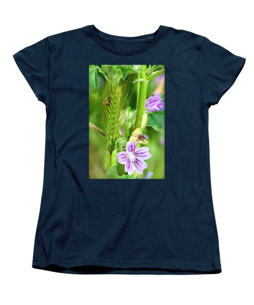 Women's T-Shirt (Standard Cut) featuring the photograph Natural Bouquet by Pedro Cardona