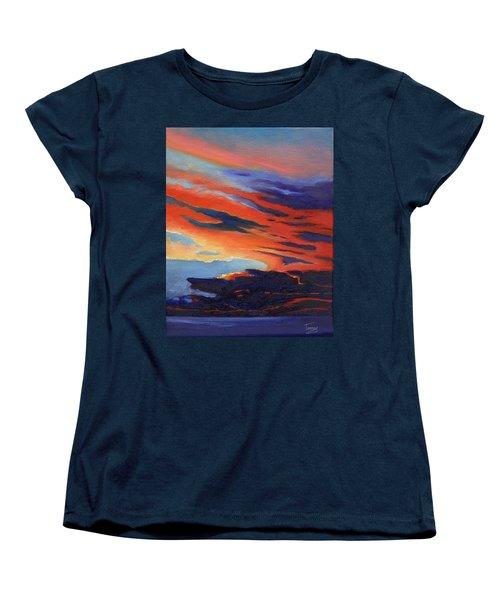 Natural Light Women's T-Shirt (Standard Cut) by Catherine Twomey