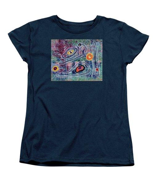 No Amoeba Is An Island Women's T-Shirt (Standard Cut)