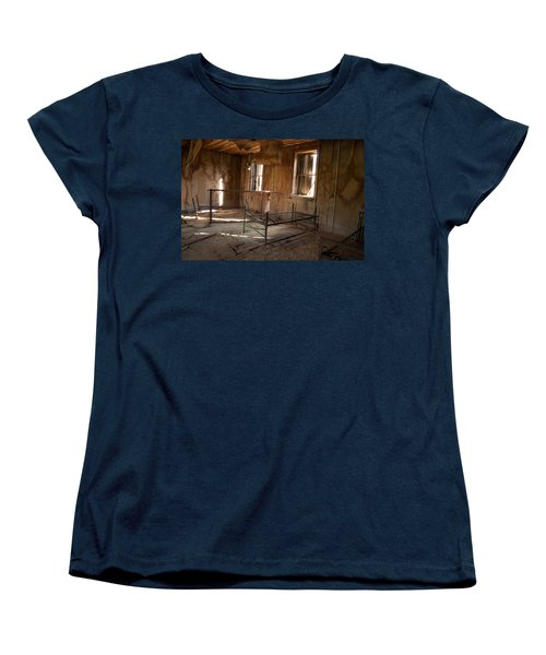 Women's T-Shirt (Standard Cut) featuring the photograph No More Time To Sleep by Fran Riley