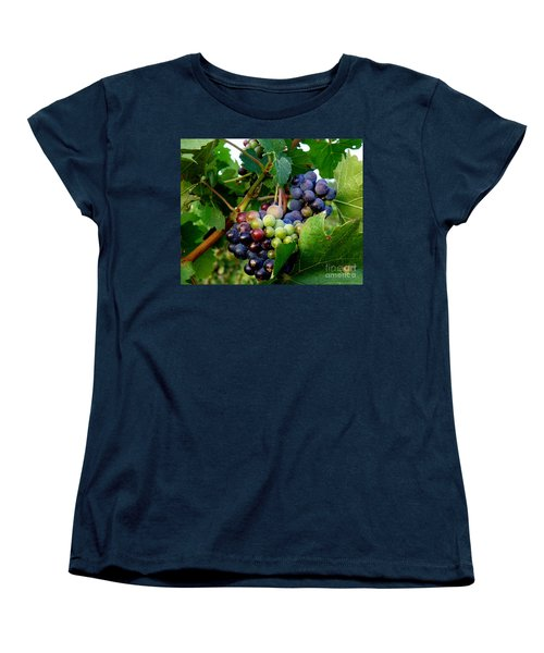 Women's T-Shirt (Standard Cut) featuring the photograph Not Yet by Lainie Wrightson