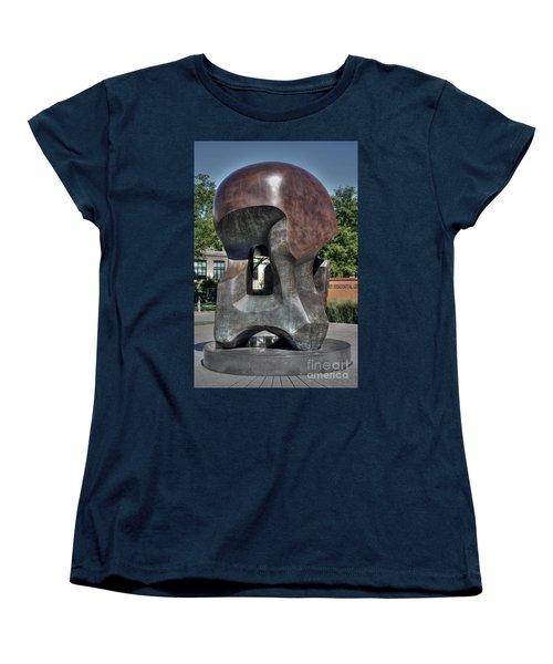 Nuclear Energy Women's T-Shirt (Standard Cut) by David Bearden