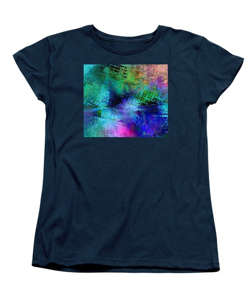 Women's T-Shirt (Standard Cut) featuring the photograph Of The End by David Pantuso