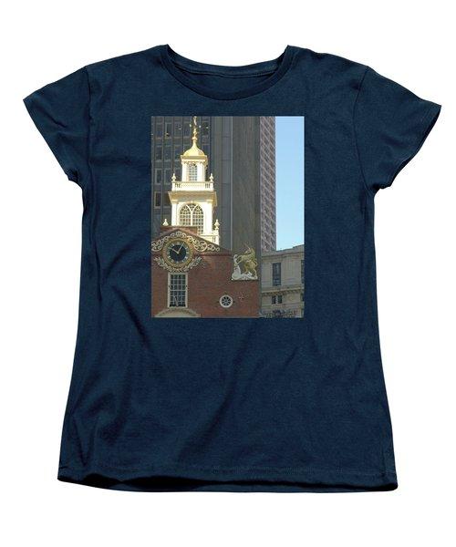 Old South Meeting House Women's T-Shirt (Standard Cut)