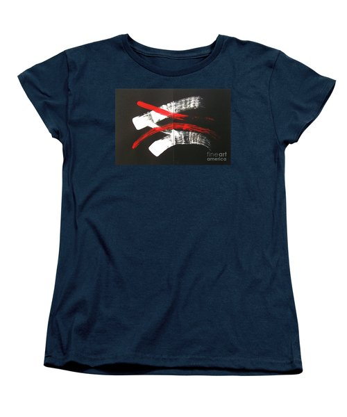 Omoide Wa Nai  Anata Wa Women's T-Shirt (Standard Cut) by Roberto Prusso
