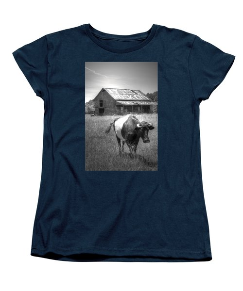 On The Move Women's T-Shirt (Standard Cut) by David Troxel