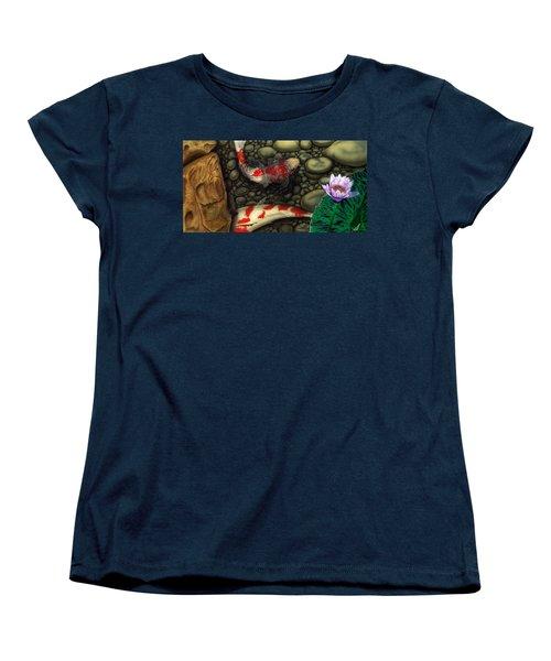 One Fish Two Fish Women's T-Shirt (Standard Cut)