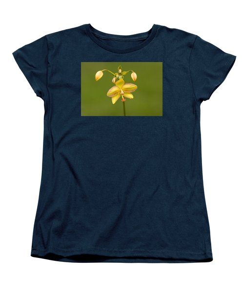 Orchid Number 1 Women's T-Shirt (Standard Cut) by Rich Franco
