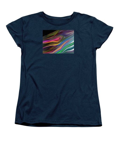 Passion Women's T-Shirt (Standard Cut) by Rand Herron