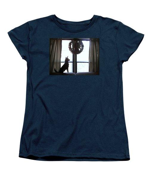 Peace Women's T-Shirt (Standard Cut) by Pamela Hyde Wilson