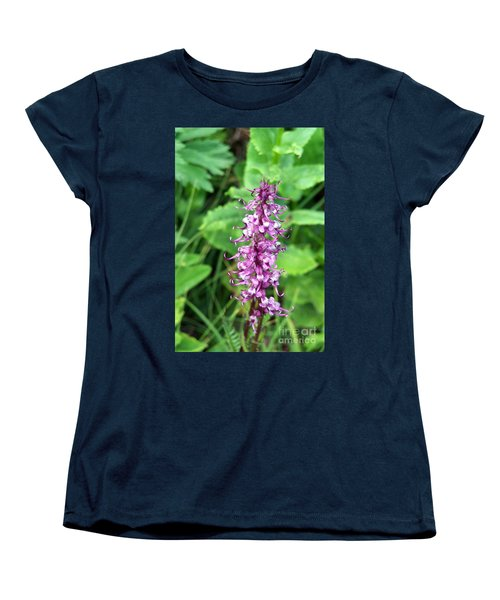Pink Elephants Women's T-Shirt (Standard Cut) by Dorrene BrownButterfield