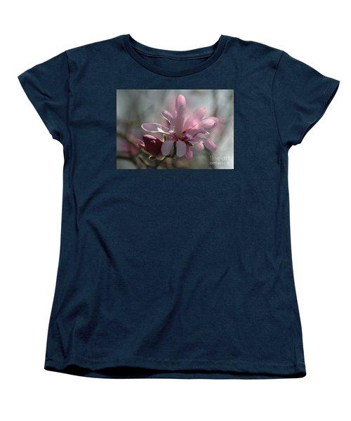 Pristine Pastels Women's T-Shirt (Standard Cut) by Living Color Photography Lorraine Lynch
