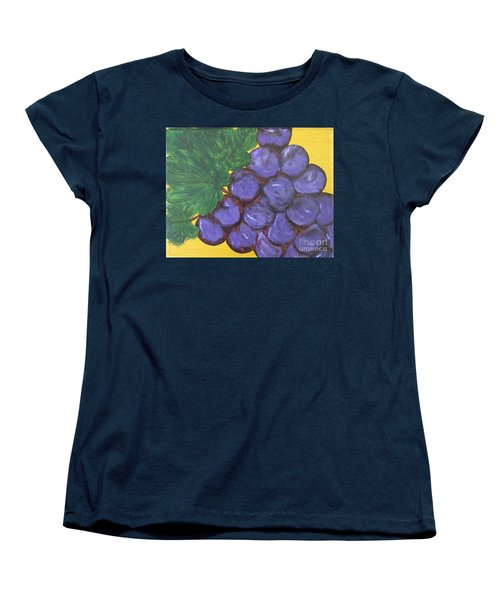 Purplest Purple Women's T-Shirt (Standard Cut)