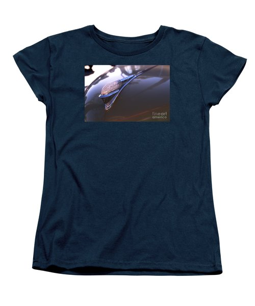 Women's T-Shirt (Standard Cut) featuring the photograph Restored by Clayton Bruster