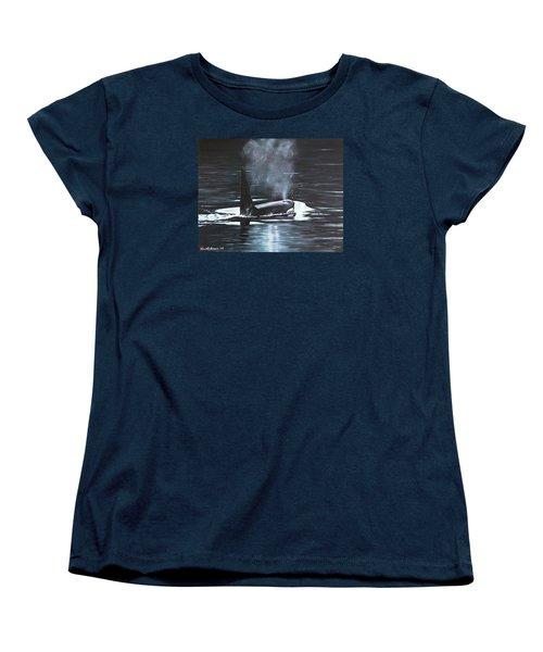 San Juan Resident Women's T-Shirt (Standard Cut) by Kim Lockman
