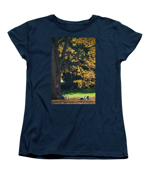 Women's T-Shirt (Standard Cut) featuring the photograph September Dreams by Joseph Yarbrough