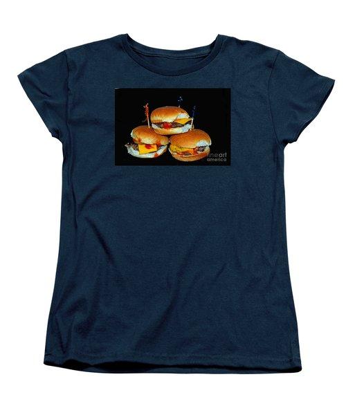 Sliders Women's T-Shirt (Standard Cut) by Cindy Manero