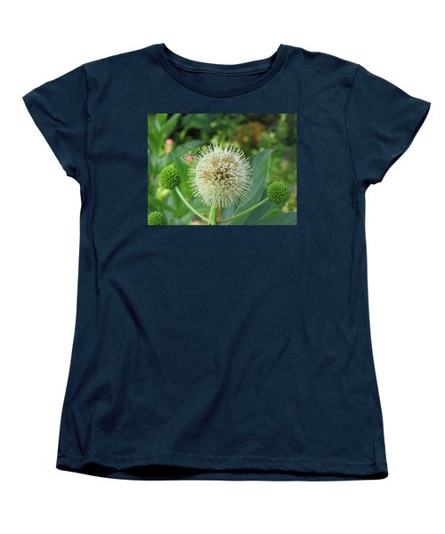 Snakeroot Rider Women's T-Shirt (Standard Cut) by Mark Robbins