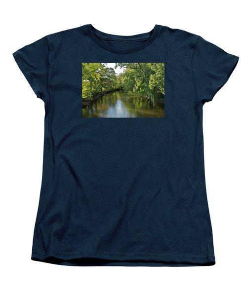 Women's T-Shirt (Standard Cut) featuring the photograph Summer Light by Joseph Yarbrough