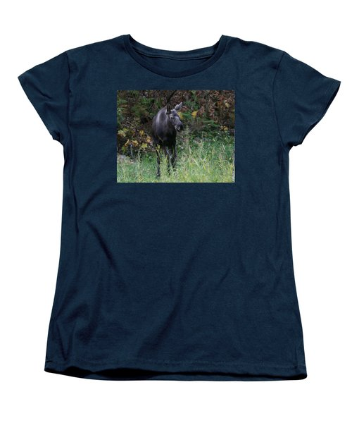 Women's T-Shirt (Standard Cut) featuring the photograph Sweet Face by Doug Lloyd
