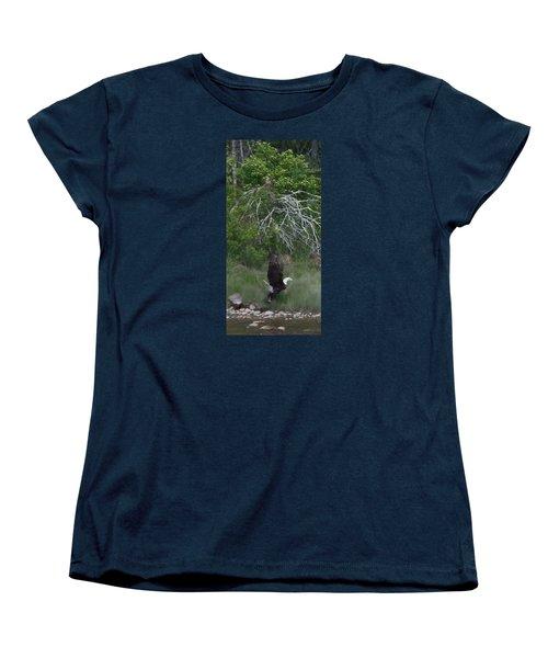 Taking Home The Catch Women's T-Shirt (Standard Cut)