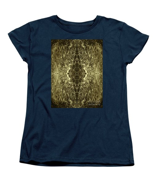 Tessellation No. 4 Women's T-Shirt (Standard Cut) by David Gordon