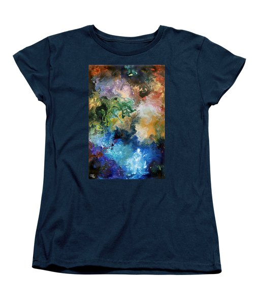 The Great Diversity Women's T-Shirt (Standard Cut) by Sally Trace
