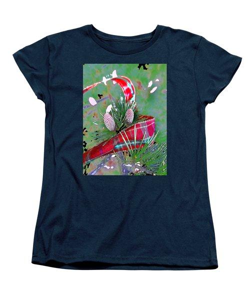 Tis The Season Women's T-Shirt (Standard Cut) by Anne Mott
