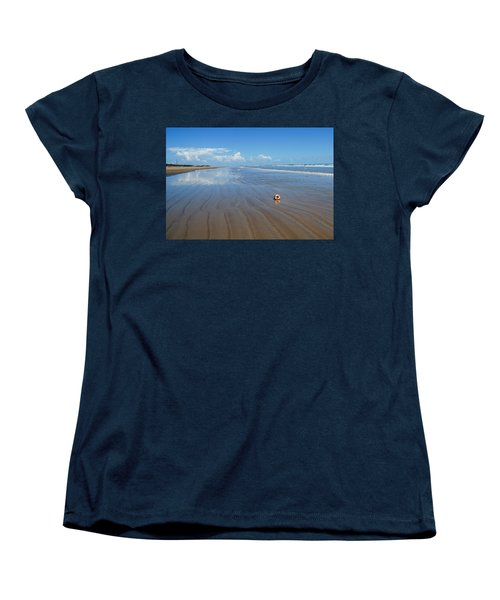 Tranquility Women's T-Shirt (Standard Cut) by Fotosas Photography