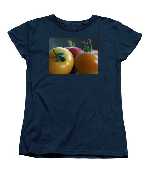 Women's T-Shirt (Standard Cut) featuring the photograph Tres Amigos by Joe Schofield