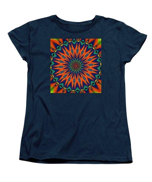 Tropical Punch Women's T-Shirt (Standard Cut) by Alec Drake