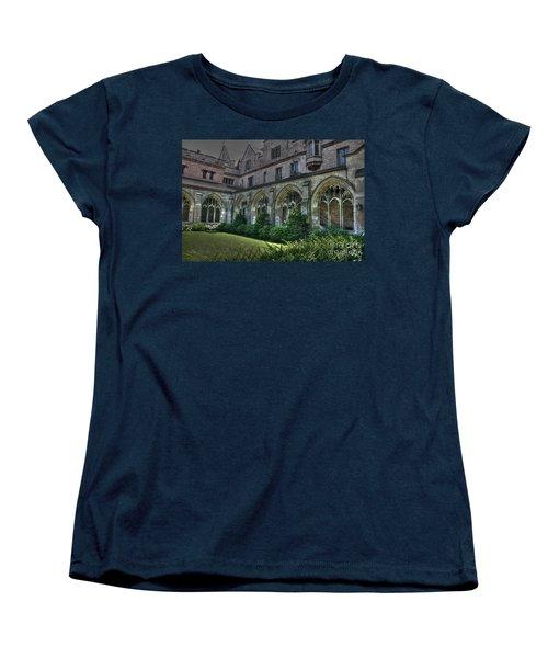 U Of C Grounds Women's T-Shirt (Standard Cut) by David Bearden