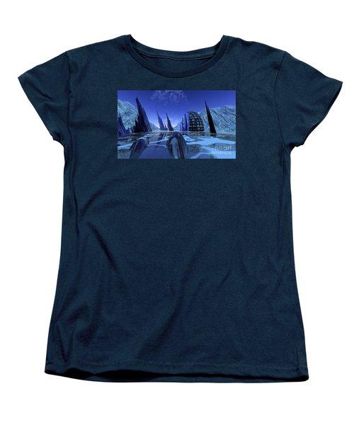 Visitation Women's T-Shirt (Standard Cut)