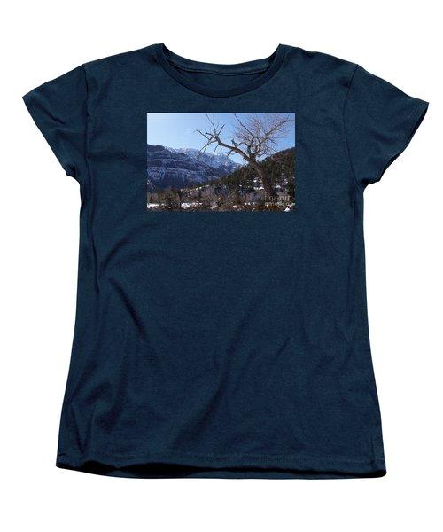 Where Dreams Begin Women's T-Shirt (Standard Cut) by Dorrene BrownButterfield