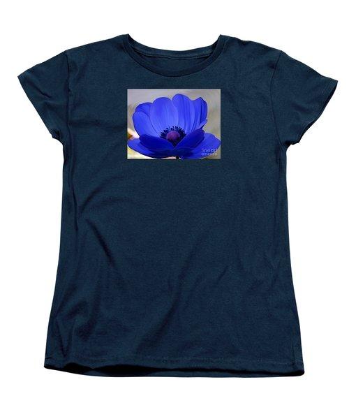 Windflower Women's T-Shirt (Standard Cut) by Patricia Griffin Brett