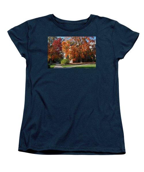 Women's T-Shirt (Standard Cut) featuring the photograph WPA by Joseph Yarbrough