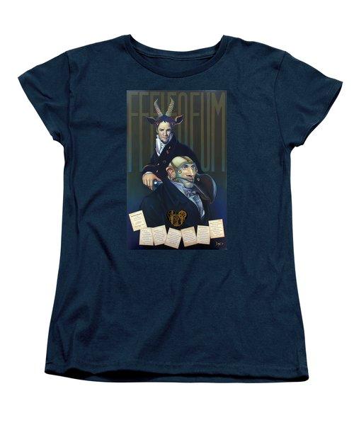 Yak Andrew Bienstjalk Women's T-Shirt (Standard Cut)