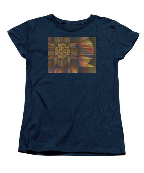 Z Divided By Z Minus 1 Women's T-Shirt (Standard Cut) by Mark Greenberg