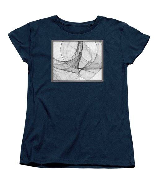 ' Caught In The Gauze Of Life ' Women's T-Shirt (Standard Cut)