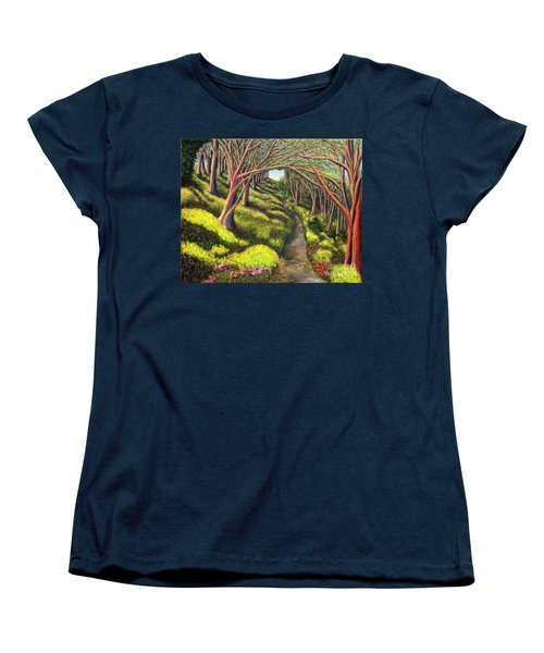 01350  Spring  Women's T-Shirt (Standard Cut) by AnneKarin Glass